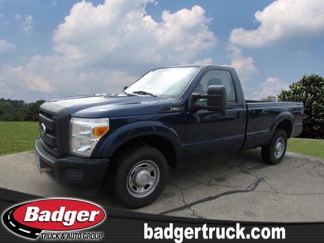 Pre-Owned 2012 Ford F250 XL