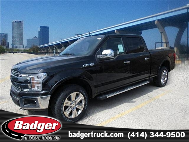Pre-Owned 2019 Ford F150 Lariat