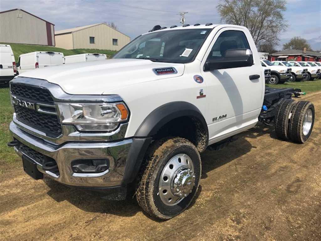 New 2019 RAM 5500 2YA